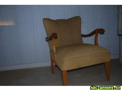 Fåtöljer Säljes : Tals fåtölj möbler amp heminredning abc annons gratis