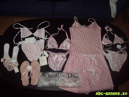 Christian dior kläder väskor bikini - Kläder Smycken Ur - Abc-annons ... 1658bef391fab
