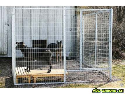 Hundgård säljes begagnade