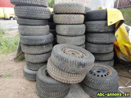 Begagnade däck ängelholm