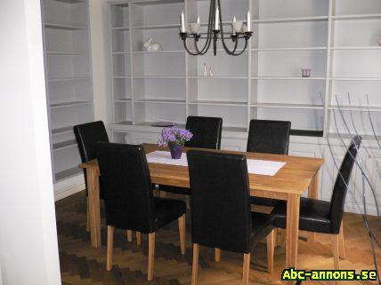Matbord Donsö & 6 stolar Resö (MIO) - Möbler & Heminredning - Abc ...
