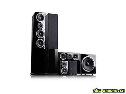 5.1 högtalar paket - Ljud Stereo Radio - Abc-annons.se Gratis ... 54b3f2a9a9665