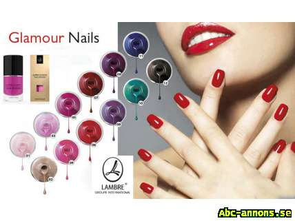 Nagellack Glamour Fashion Color - 65 kr