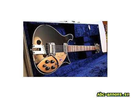 """Rickenbacker 12 string guitar - Skåne, Malmö - 1993 """"Tom Petty Edition"""", mint condition, never used for gigs, Jet lag, only 186 made of this color of 1000 total. Collectors guitar - Skåne, Malmö"""