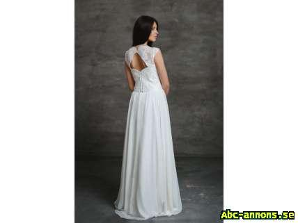 b838ab49b5f7 Skräddarsydd Bröllopsklänning Brudklänning i Exklusiv Spets - Kläder ...