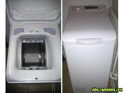 kombinerad tvättmaskin torktumlare toppmatad
