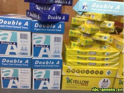 A3, A4 kopia papper Offset papper andra pappersrelaterade pr - Stockholm - A3, A4 kopia papper Offset papper andra pappersrelaterade produkter grossistpriser Vi är ackrediterade tillverknings- och handelsföretag. Som ett av de ledande tillverkningsbolagen i Malaysia säljer vi till grossistpriser och mycket konkurr - Stockholm