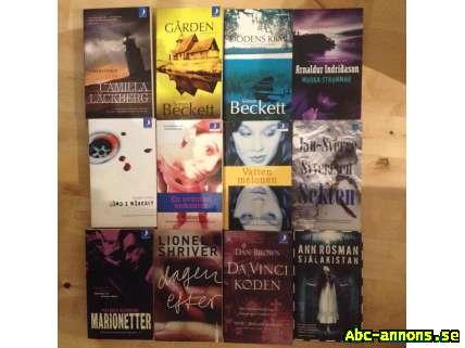 Pocket böcker - Böcker Litteratur - ABC-annons.se Gratis ...