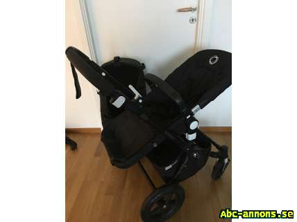 Bugaboo cameleon 3 all black -14