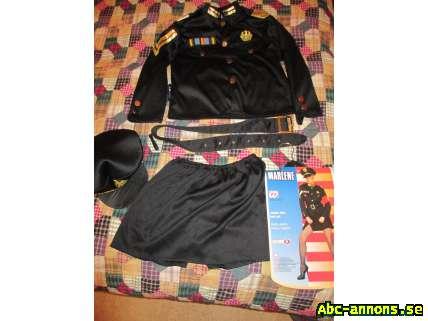 sexiga kläder billigt polisuniform maskerad