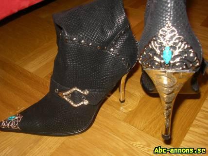 sexiga skor titta på  gratis