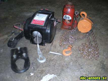 dränkbar pump biltema