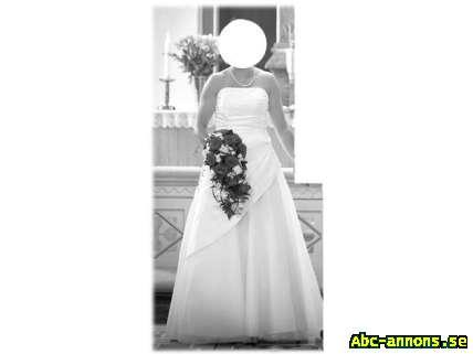 f8db457999f4 Nixa bröllopsklänning stl 36 - Kläder/Smycken/Ur - Abc-annons.se ...