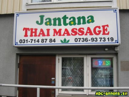 sky thai massage intim massage göteborg