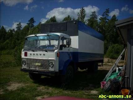 Veteran lastbilar säljes