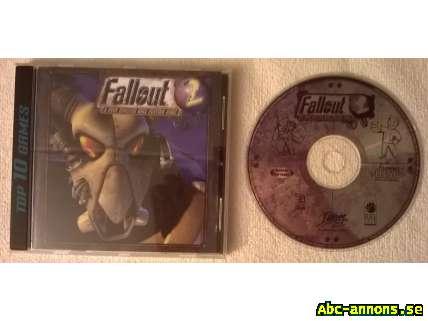 Fallout 2 - Västra Götaland, Göteborg - PC-spel från 1998. - Västra Götaland, Göteborg