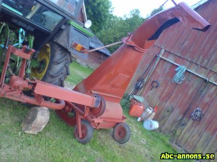 Slaghack till traktor säljes