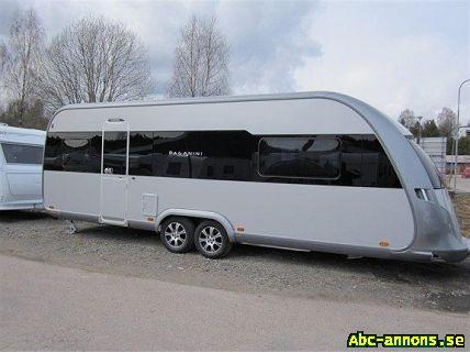 Köpa importerad husvagn