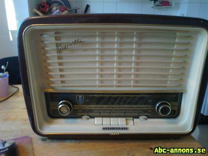 Rör radio Telefunken Gavetto m schema - Ljud Stereo Radio - Abc ... 587137ac56016