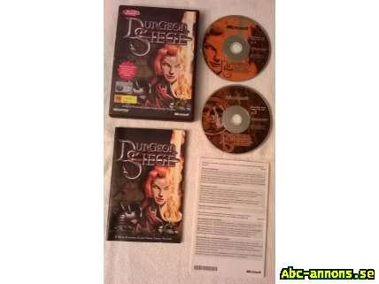 Dungeon Siege - Västra Götaland, Göteborg - PC-spel från 2002. - Västra Götaland, Göteborg