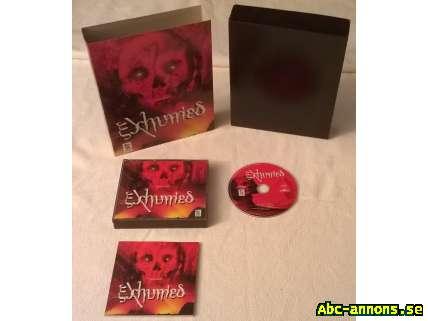 Exhumed - Västra Götaland, Göteborg - PC-spel från 1996. - Västra Götaland, Göteborg