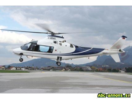 Helikopter till salu