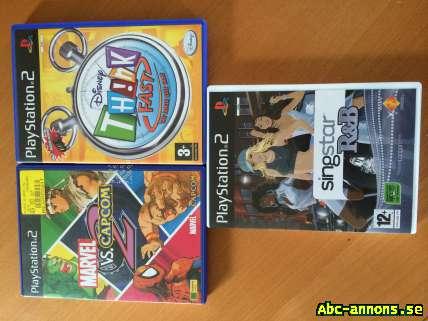 Playstation spel - Kronoberg, Älmhult - Playstation 2, spel - Kronoberg, Älmhult