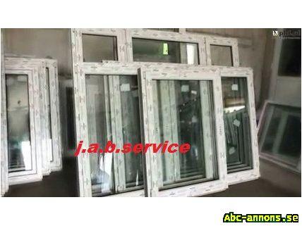 Importera fönster polen