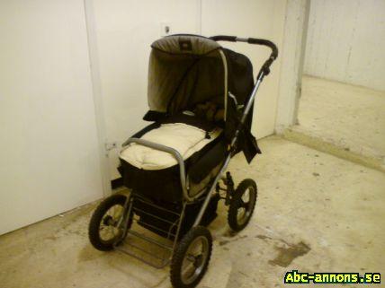 Barnvagn säljes billigt