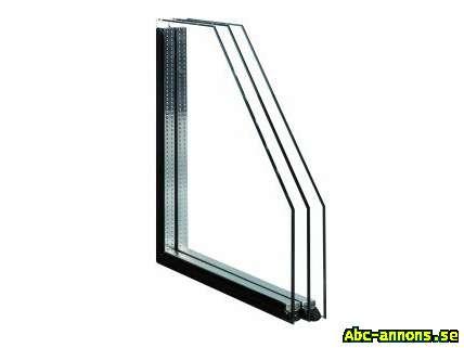 Skottsäkert glas hus