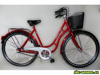 logan cykel pris