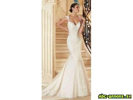 f5e2fa086c8e Skräddarsydd Brudklänning Bröllopsklänning Mermaid Spets - Kläder ...
