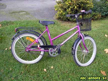 flickcykel 20 tum rea
