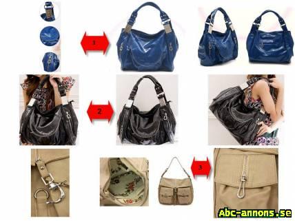 Hela nya väskor  lädera mynt väskor - Kläder Smycken Ur - Abc-annons ... 42639d0828505