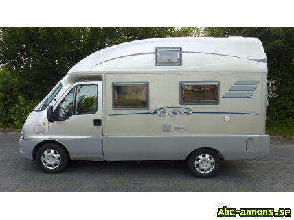 hymer exsis 2004 128 hk 8700 mil husvagnar. Black Bedroom Furniture Sets. Home Design Ideas