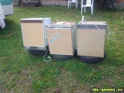 Nytt kylskåp till husvagn