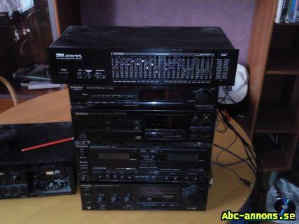 Blandad hi-fi elektronik - Ljud Stereo Radio - Abc-annons.se Gratis ... 89585b774f530