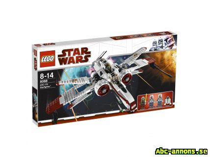 Lego Star Wars - ARC-170 Starfighter 808